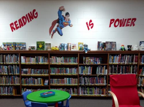 Elem/JH Library