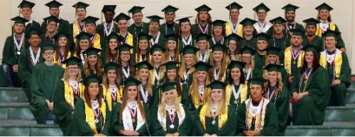 HHS graduates 2018