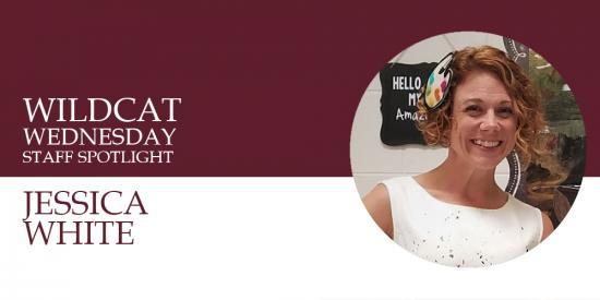 Jessica White Wildcat Wednesday banner