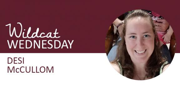 Desi McCullom Wildcat Wednesday Banner