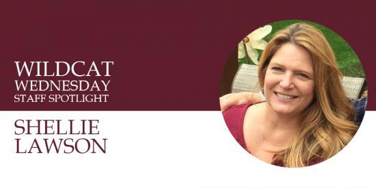Shellie Lawson Wildcat Wednesday banner