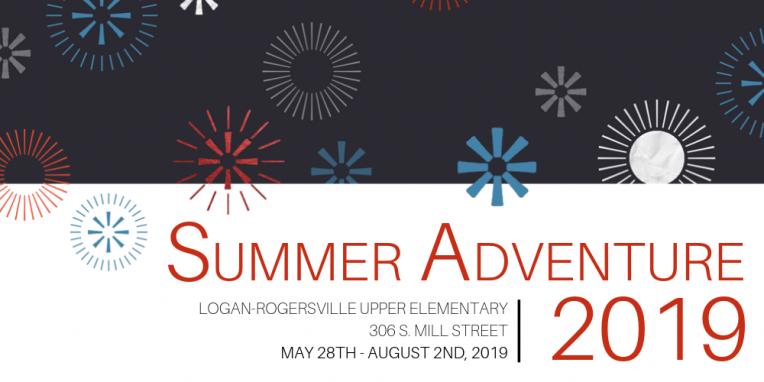 Summer Adventure 2019 header image