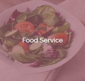 Food service screen shot