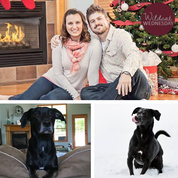 Jessica Brown Wildcat Wednesday photo collage