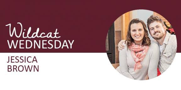 Jessica Brown Wildcat Wednesday banner