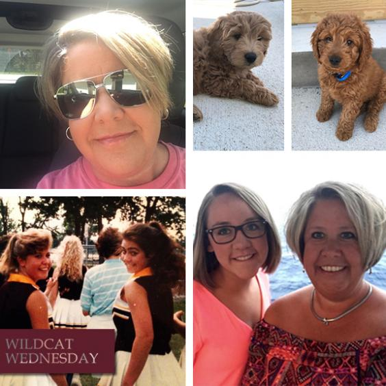 Stephanie Matlock Wildcat Wednesday photo collage