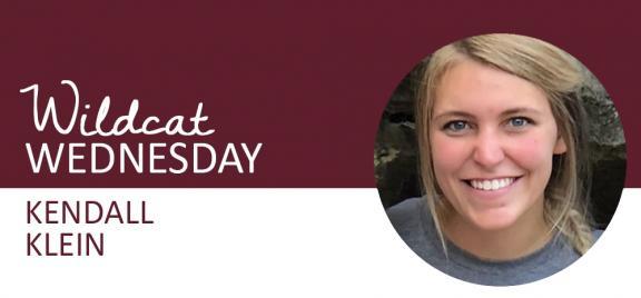 Kendall Klein Wildcat Wednesday Banner