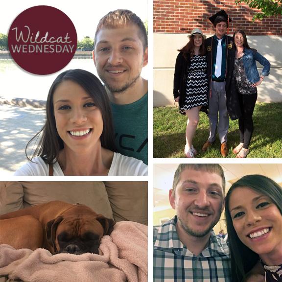 Samantha Powell Wildcat Wednesday Photo Collage