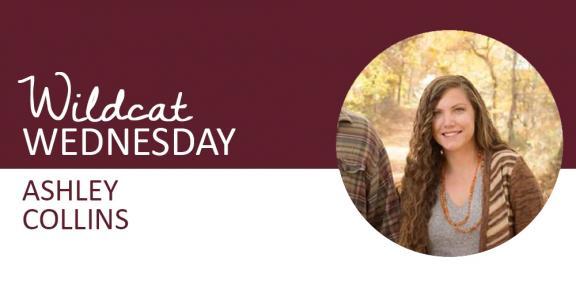 Ashley Collins Wildcat Wednesday banner