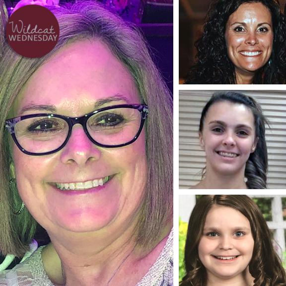 Paula Schroeder Wildcat Wednesday photo collage