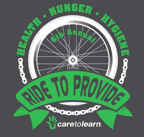 Care to Learn Ride to Provide Logo