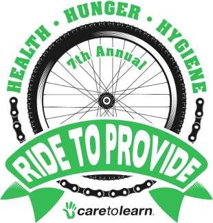 Ride to Provide 2019 logo