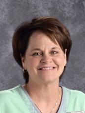 <b>Brenda Reuter, RN</b><br>Upper Elementary School Nurse