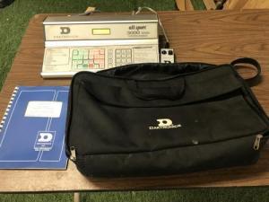 Scoreboard control panel & accessories