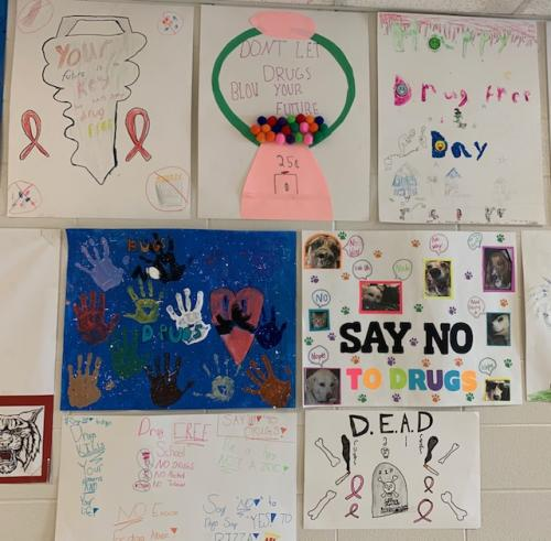 Red Ribbon Week Poster Contest
