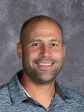 <b>Jon Bergmann</b><br>Head Middle School Boys Basketball Coach
