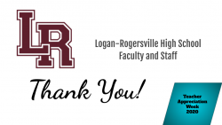 We appreciate our LRHS Team!