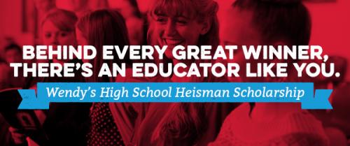 Wendy's HS Heisman