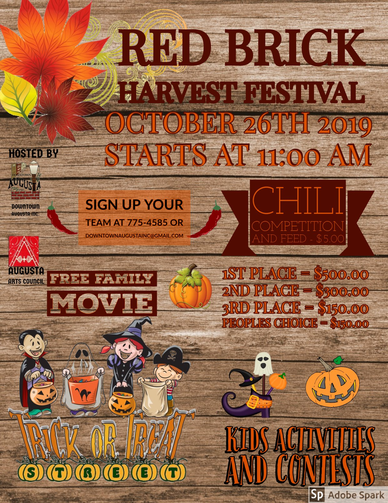 Red Brick Harvest Festival