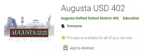 Augusta USD 402 App Logo