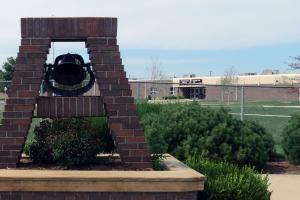 Augusta High School Victory Bell