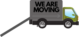 We are moving truck