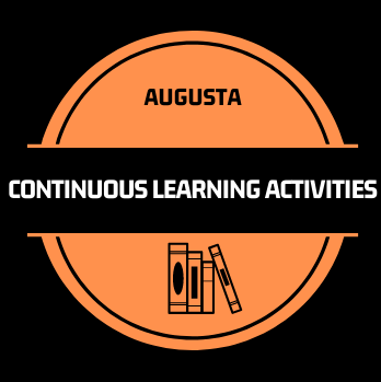Augusta Continuous Learning Activities
