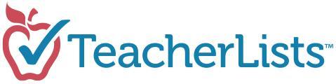 TeacherLists