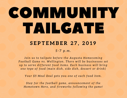 Community Tailgate Party