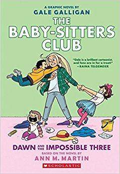 Baby Sitters Club Novel