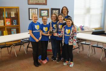 2017 USD 402 Battle of the Books Champions
