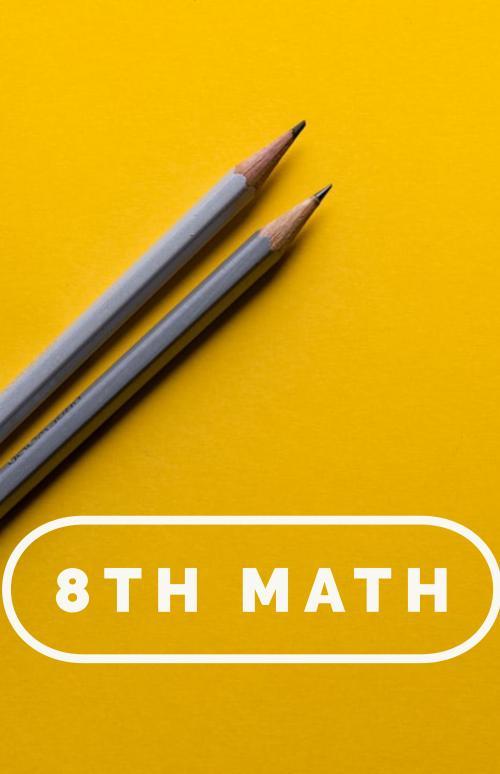 8 math