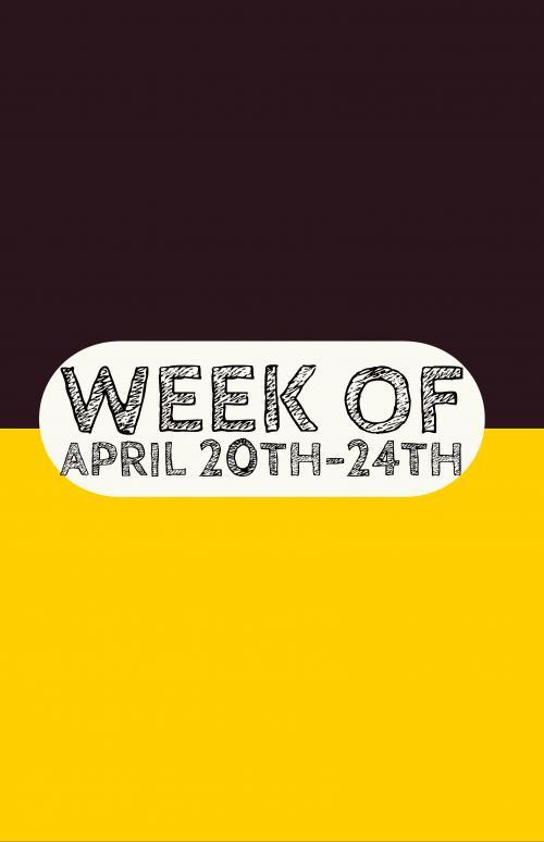April 20-24