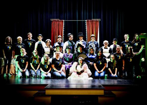 Cast and Crew OAP 21