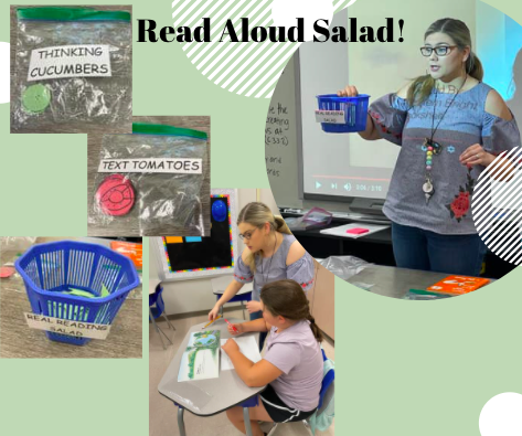 Read Aloud Salad!