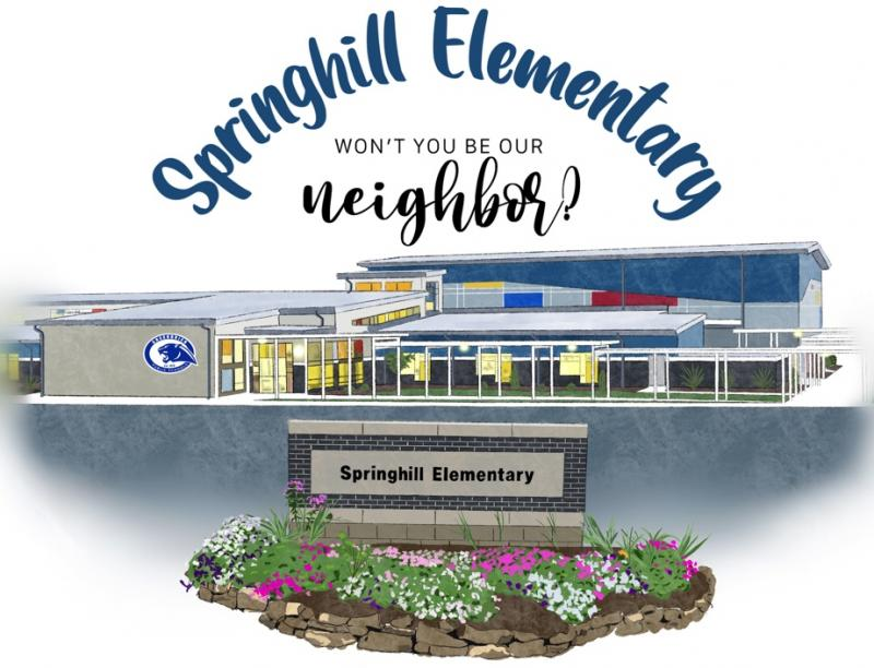 Springhill Standing Out Family Newsletter