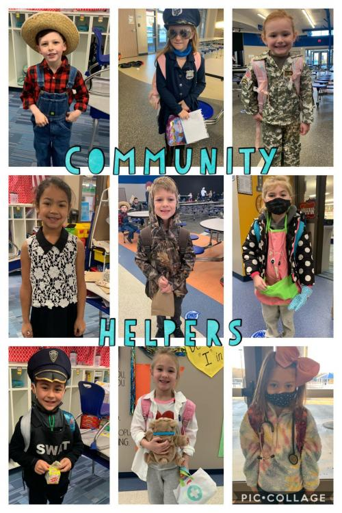 Career and Community Learning Starts Early!