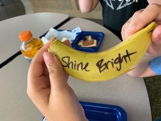 Shine Bright banana