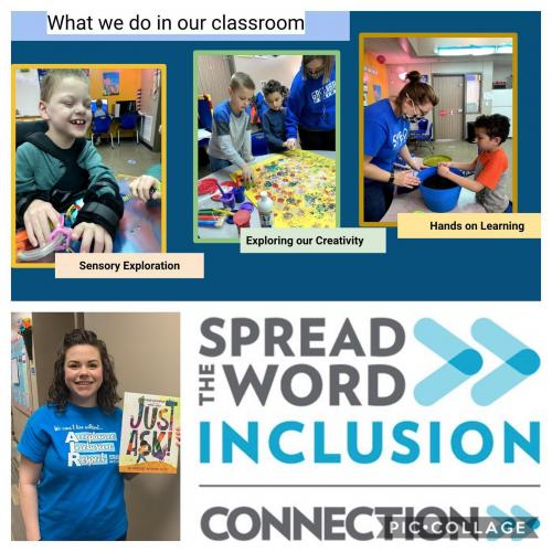 Spread the Word to End the Word - World Inclusion Day Brings Connection to SES