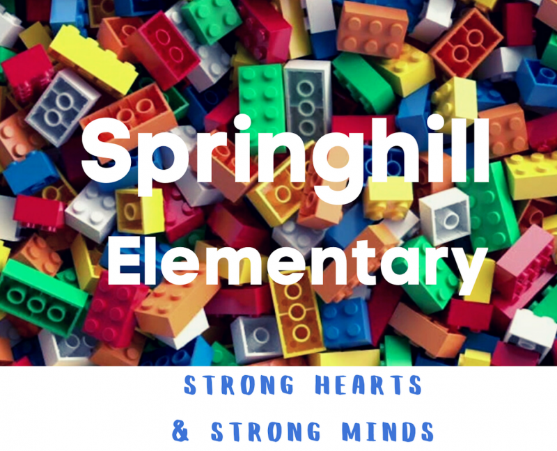 Springhill Standing Out Parent Newsletter