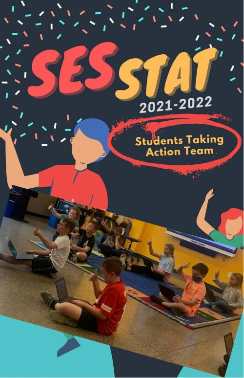 Students Taking Action Team is Standing OUT!