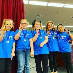 SES Destination Imagination Teams Bring Home the Awards!