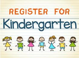 Kindergarten Registration for 2020-2021