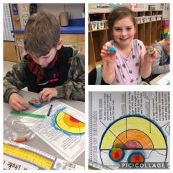2nd Grade Creates Models of the Earth