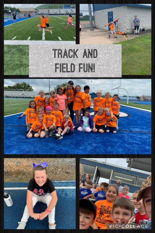 Track and Field is Fun!