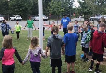 Wooster Student's lead See Ya at the Pole