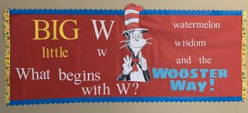 WE love Dr Seuss