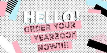 Preorder your 2020-2021 yearbook