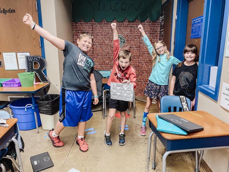 3rd Grade Escape Room