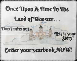 Pre-Order your 2018-2019 Wooster Yearbook now!